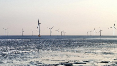 china offshore wind