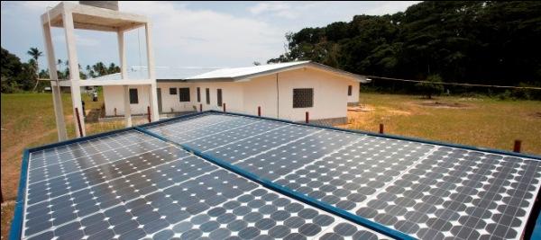 Africa Solar Energy