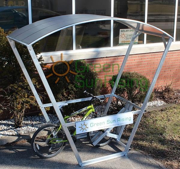 solar power e-bike charger