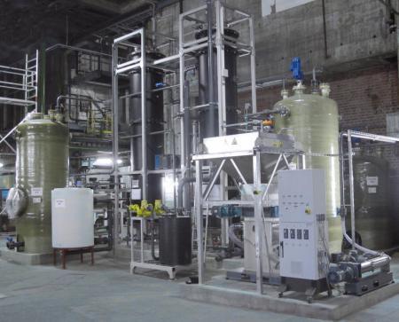 Stuttgart Biogas Plant