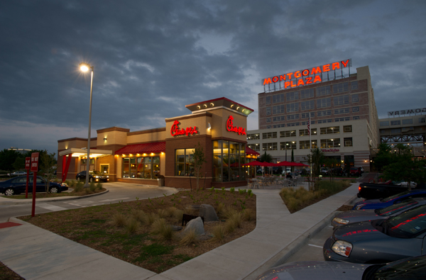 Chick-fil-A LEED Montgomergy Plaza