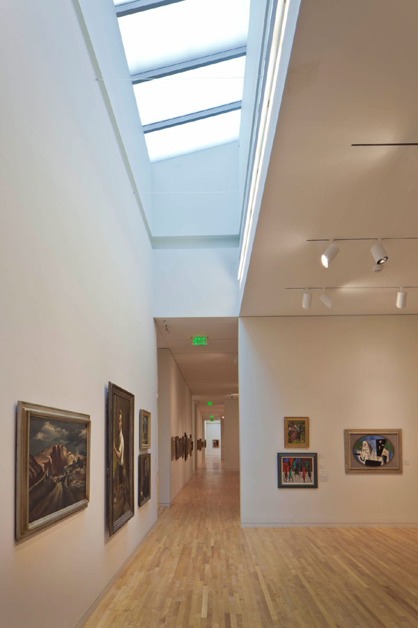 Georgia Museum of Art LEED
