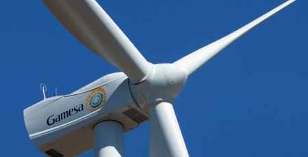Gamesa Wind Turbine