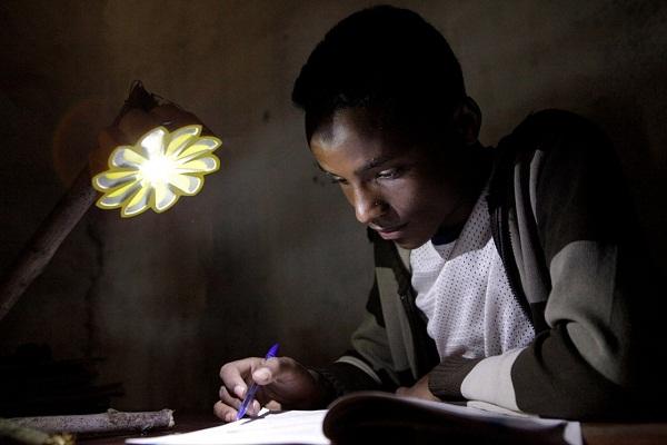 LittleSun solar lantern