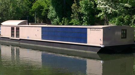 Bauhaus Barge
