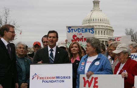 image via U.S. Senator Jim DeWitt