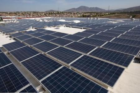 california solar cities
