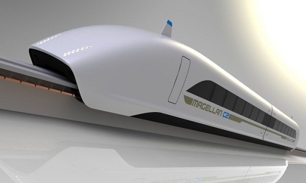 magellan c high-speed train concept