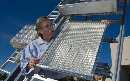 semprius solar panel