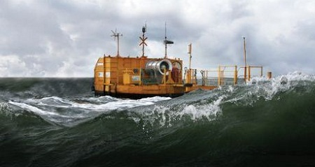 Ocean Energy OE Buoy Wave Hub