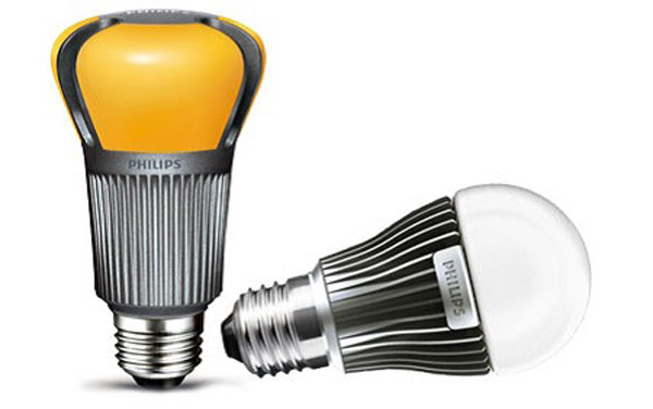 12_60W LED bulbs, Philips
