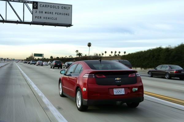 Low Emission Chevrolet Volt