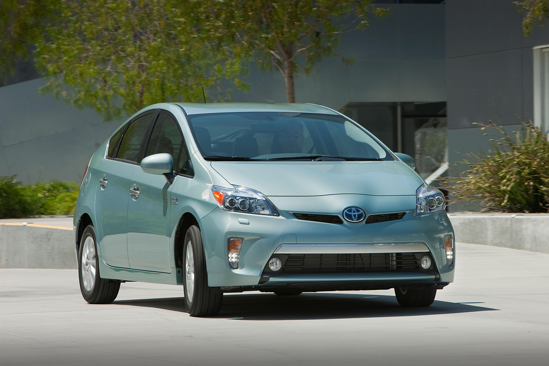 2012 Prius Plug-In. Image via Toyota.com
