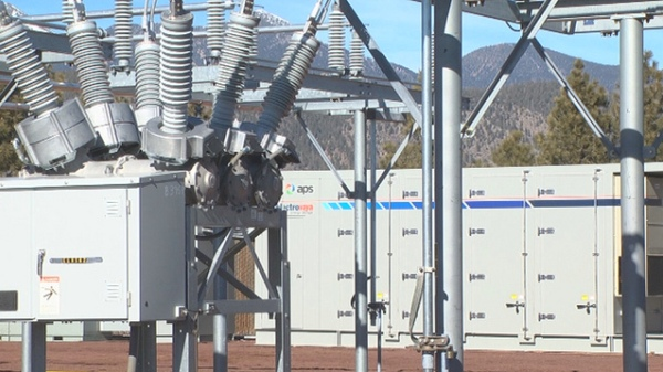 Arizona Public Service Energy Storage System