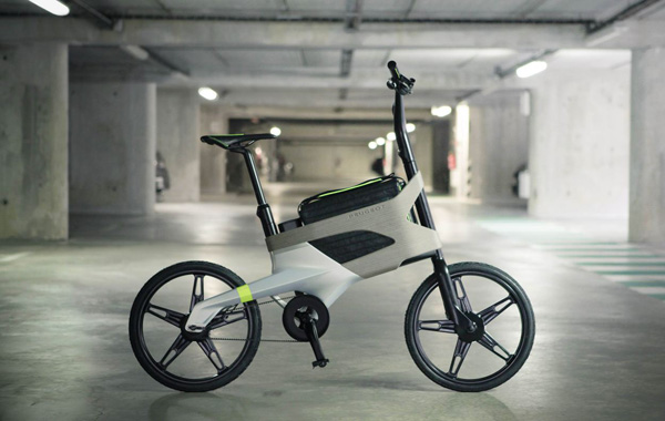 Peugeot electric bike