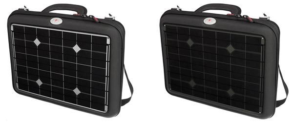 Solar Laptop Generator
