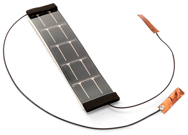 Solar Powered Converter Device