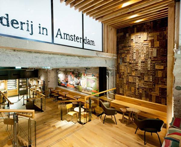 Starbuck Amsterdam Concept Store