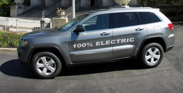 AMP electric vehicles federal tax credit