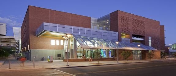 LEED platinum dorms