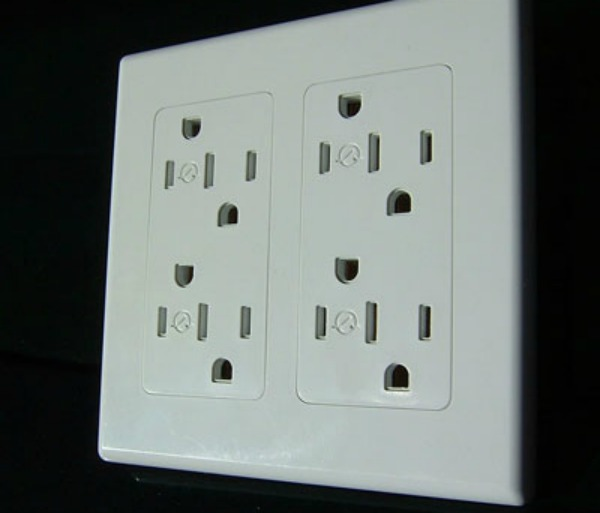 Biceptacle Outlet