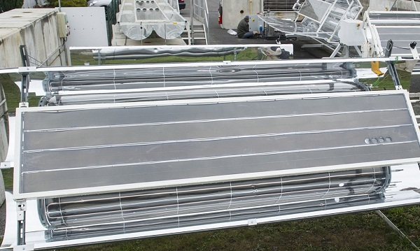 CERN, SRB Energy ultra-high vacuum technology solar