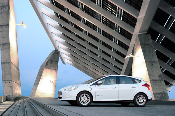 Ford Focus Electric - image via Ford
