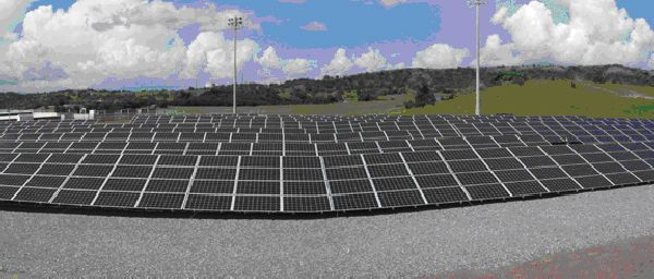 Guantanamo Bay Solar Array