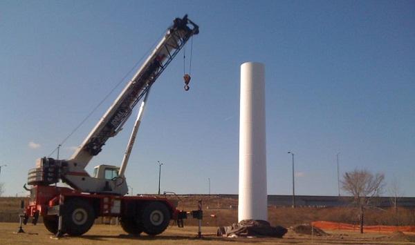 milwaukee wind turbine
