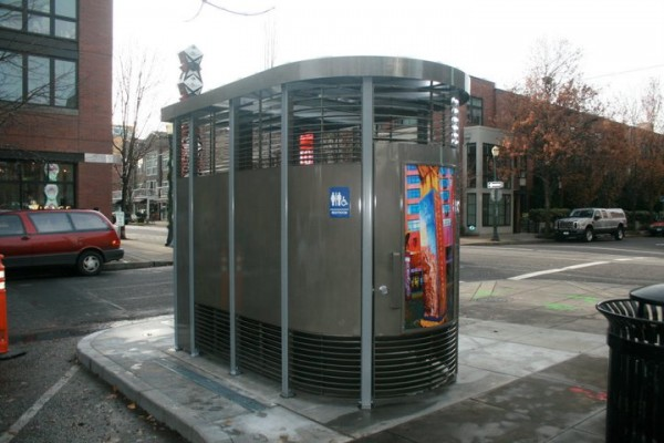 Portland Loo Design