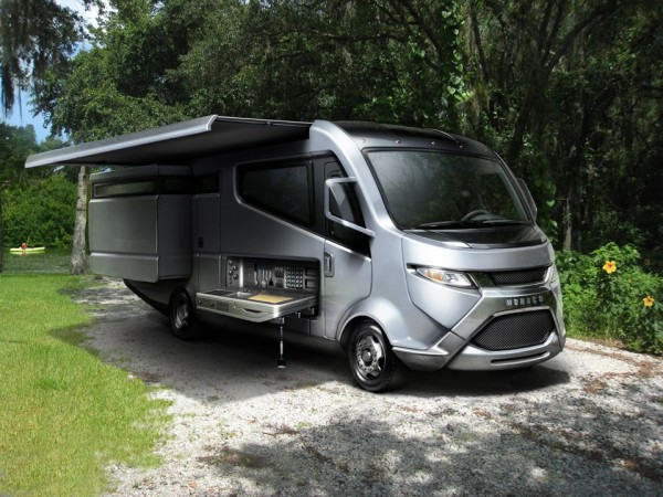 Robrady RV Concept Open Day Transportation