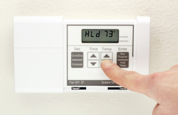 thermostat, harris poll, energy conservation