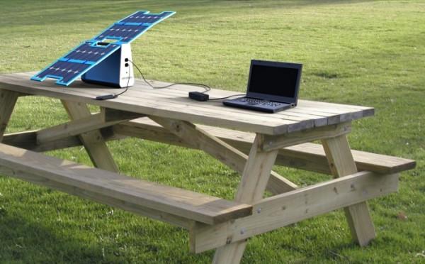 Volta Solar Charger