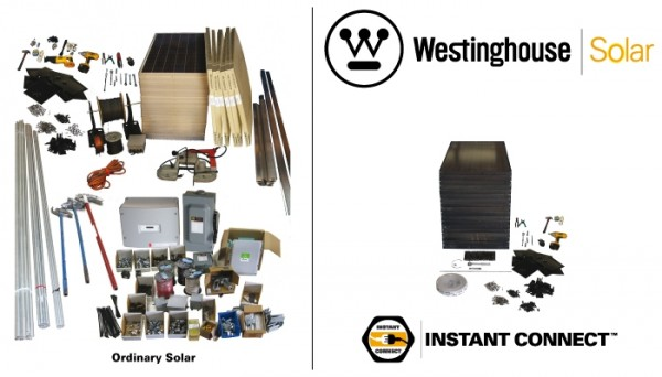 Westinghouse Instant Connect Solar