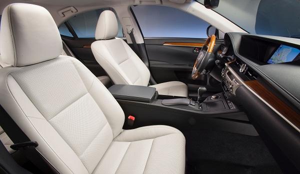 lexus hybrid ES300h
