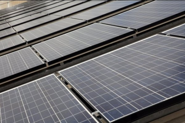 NEXTDC M1 Solar Installation
