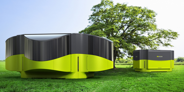 Bloom mobile living module