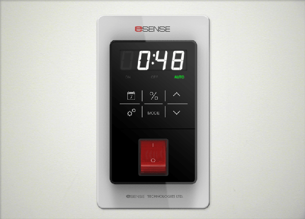 E-Sense Hot Water Heat Controller