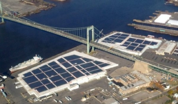 north america largest rooftop solar