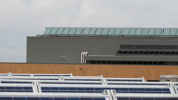 Gustavus Solar Panels