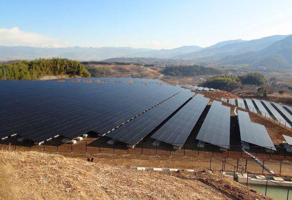 Japan Solar Installation