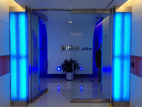 Jet Blue corporate support headquarters