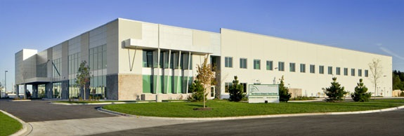 northern illinois food bank, leed gold