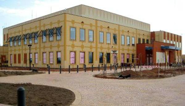 U.S. Embassey, Burkina Faso