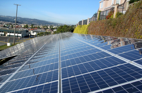 South San Francisco School District Solar Program