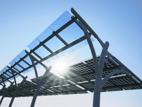 Solar Panel Canopy