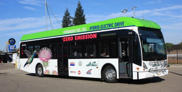 AC Transit Hydrogen Fue Cell Bus