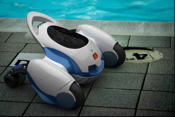 BUFO Pool Cleaner