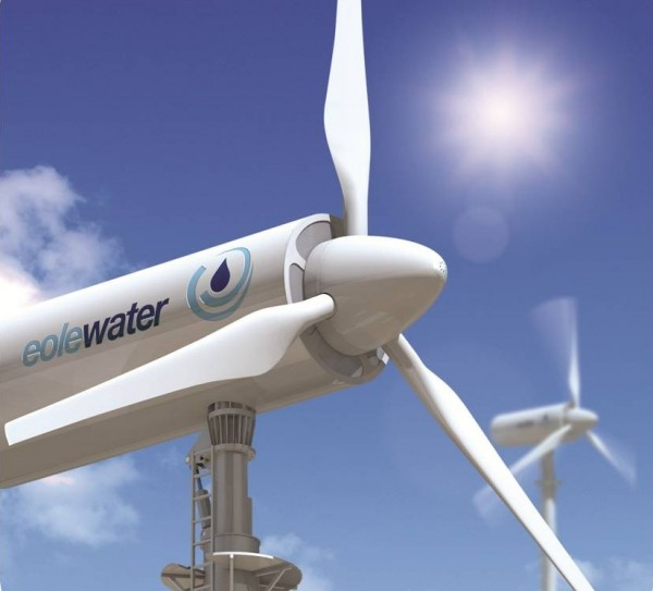 Eole Wind Turbine