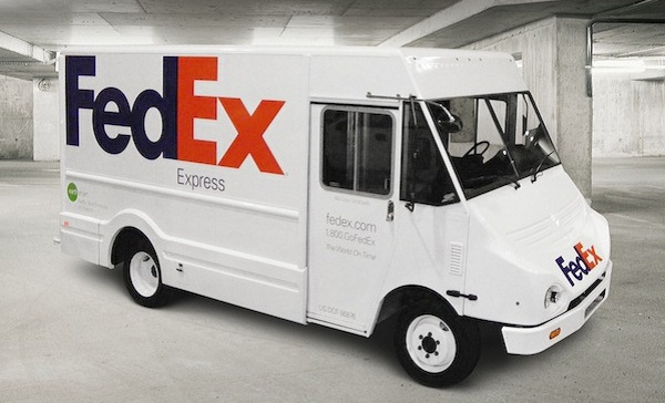 fedex smith electric